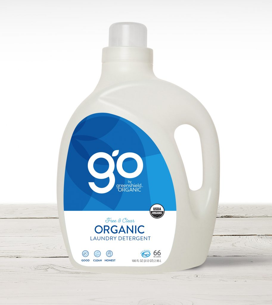 Organic Laundry Detergent In Free Amp Clear Greenshield
